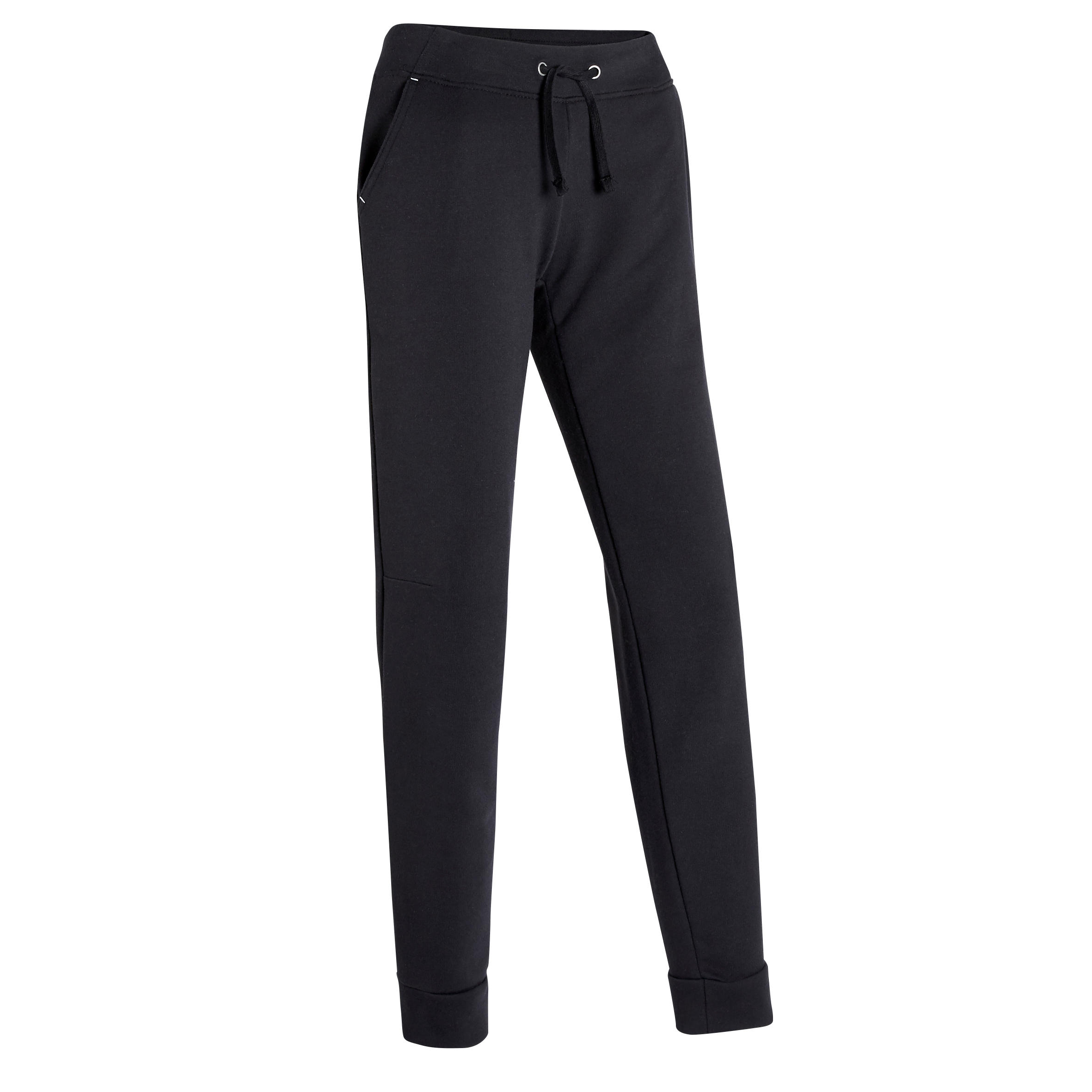 Pantalon regular 500 Damă la Reducere poza
