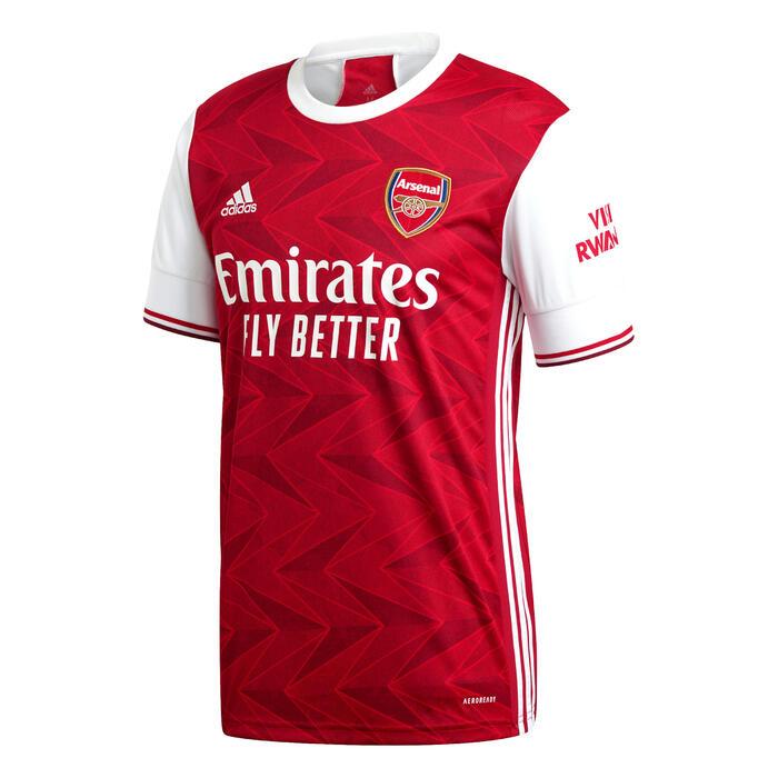 Voetbalshirt voor volwassenen Arsenal thuis 20/21