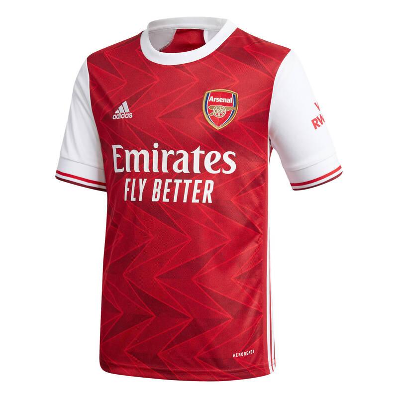 FC ARSENAL Fotbal - DRES ARSENAL JR 2020/21 ADIDAS - Fotbalové oblečení
