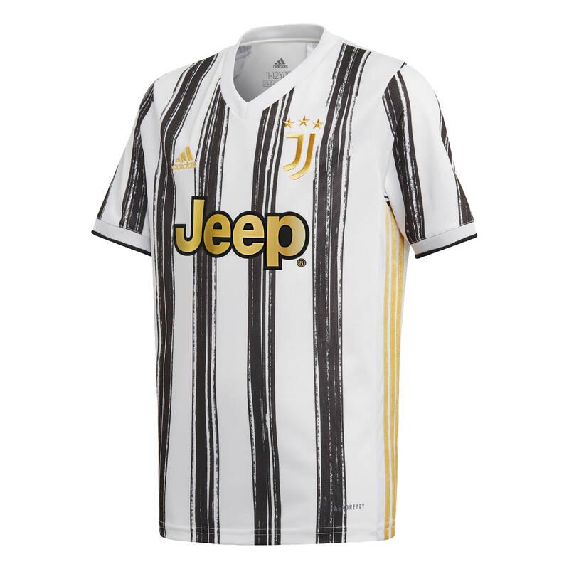 JUVENTUS TURÍN Fotbal - DRES JUVENTUS JR 2020/21 ADIDAS - Fotbalové oblečení