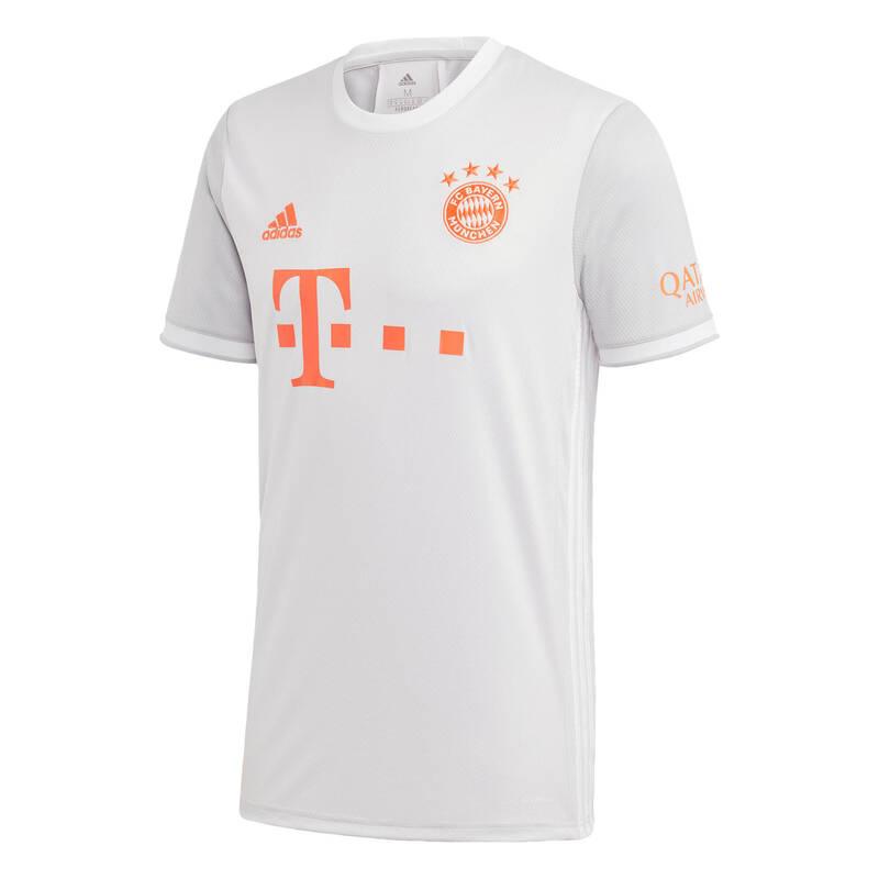 BAYERN MNICHOV Fotbal - DRES BAYERN SR 2020/21 ADIDAS - Fotbalové oblečení