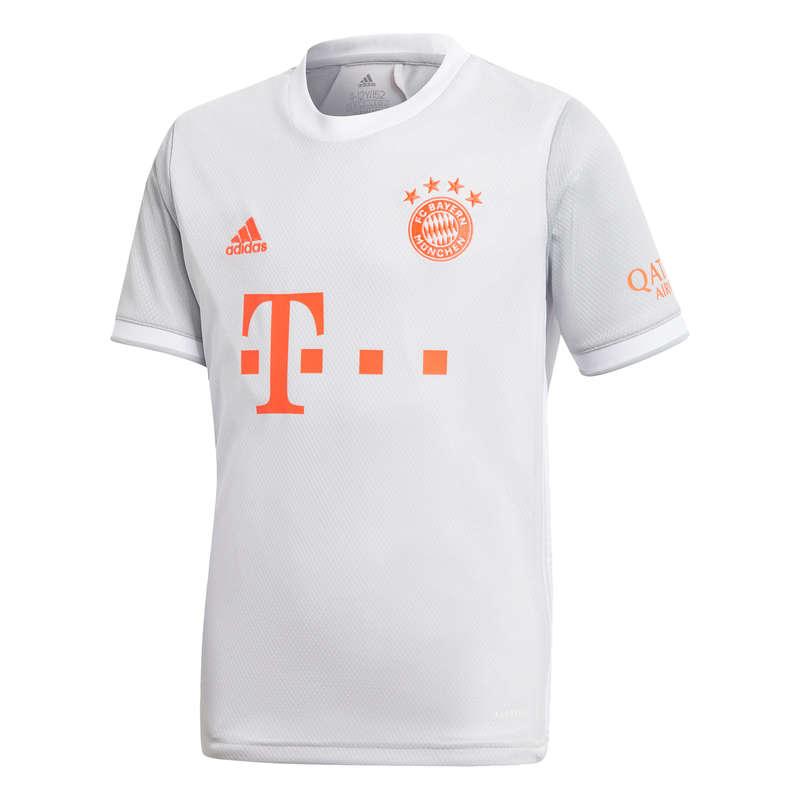 BAYERN MNICHOV Fotbal - DRES BAYERN JR 2020/21 ADIDAS - Fotbalové oblečení