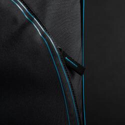 雙球拍套TTC 560 - 藍黑配色