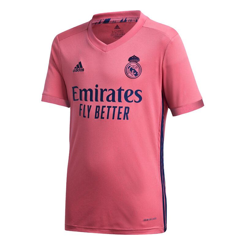 Maillot REAL MADRID away adidas enfant 20/21