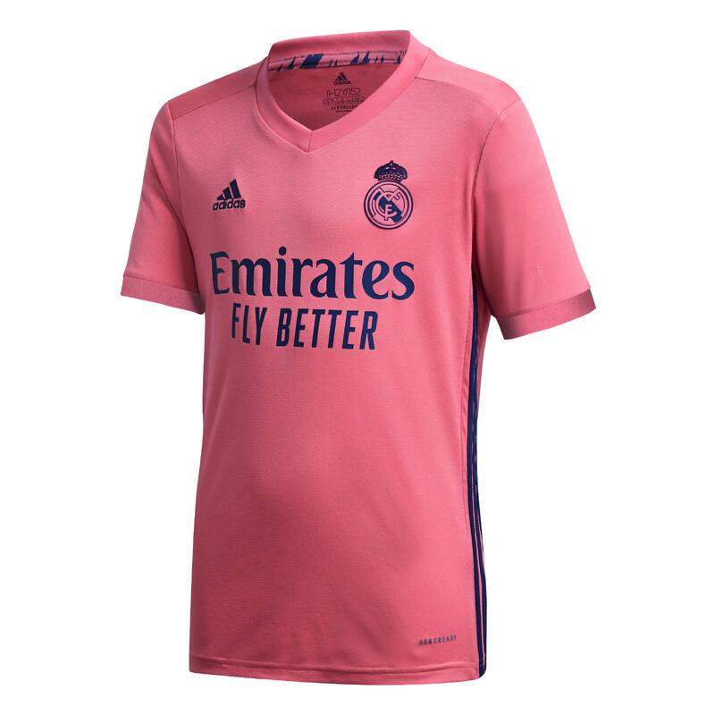 REAL MADRID Fotbal - DRES REAL MADRID JR 20/21 ADIDAS - Fotbalové oblečení