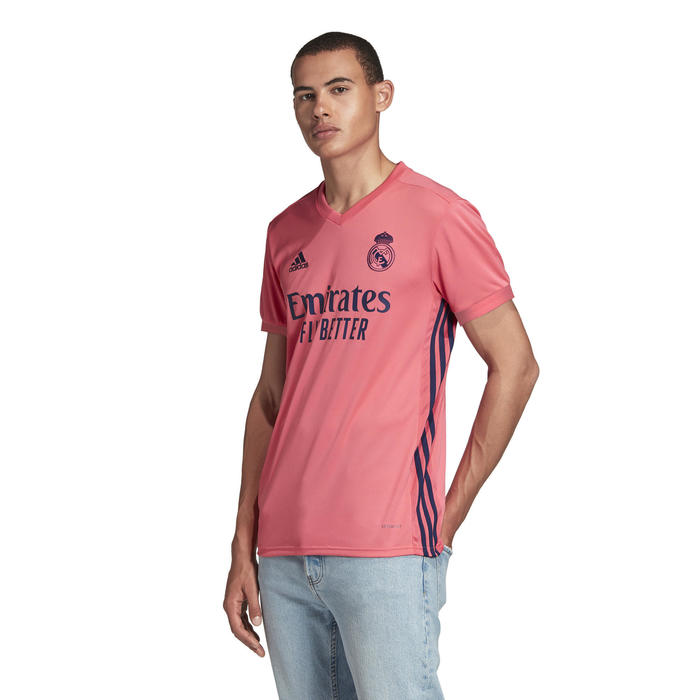 Real Madrid uitshirt 20/21