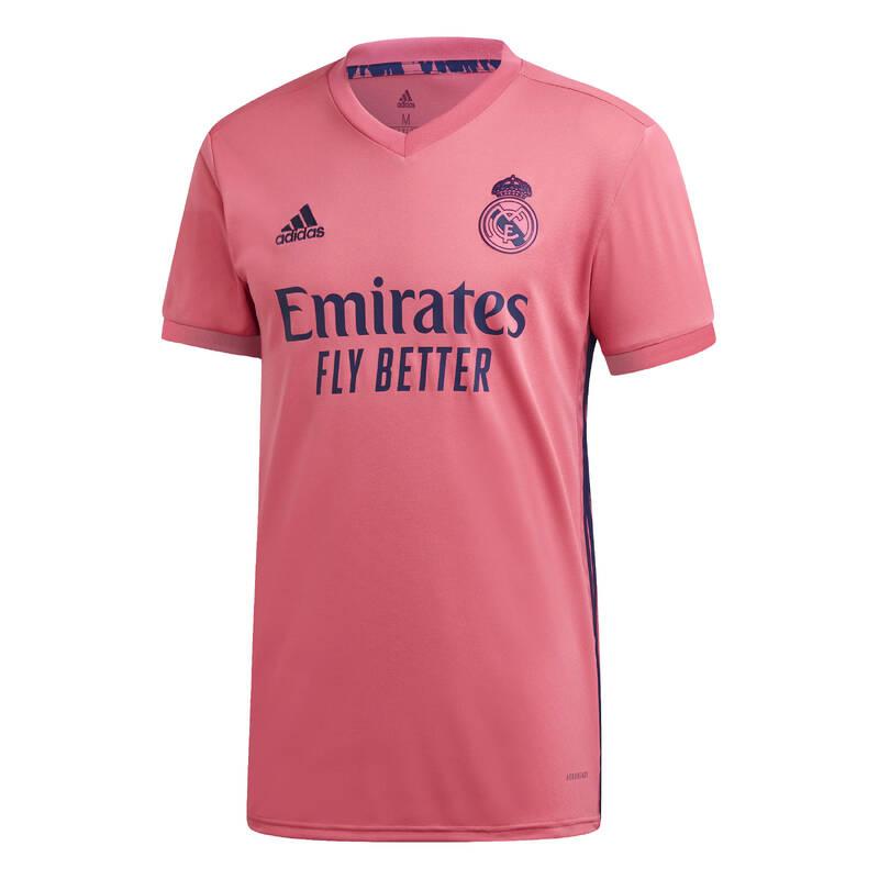 REAL MADRID Fotbal - DRES REAL MADRID SR 2020/21 ADIDAS - Fotbalové oblečení
