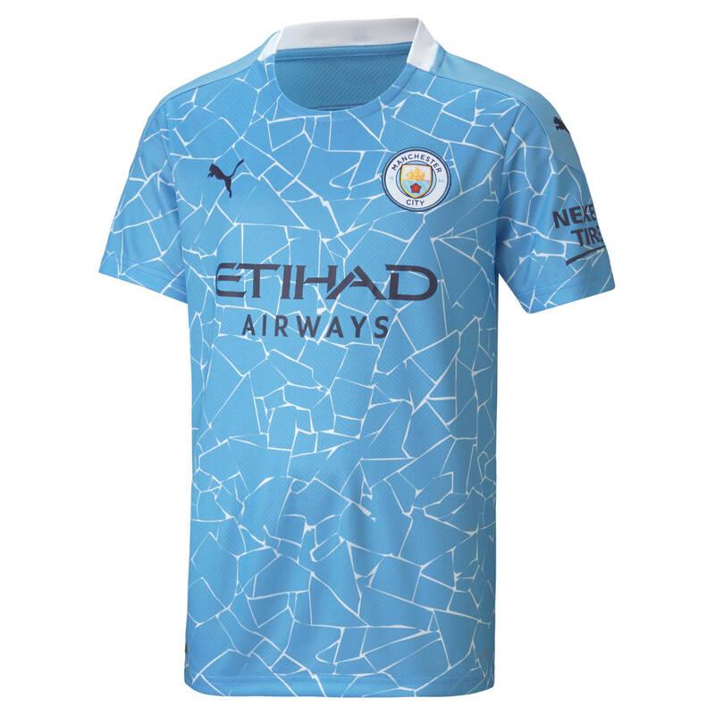 DALŠÍ ANGLICKÉ TÝMY Fotbal - DRES MANCHESTER CITY  PUMA - Fotbalové oblečení