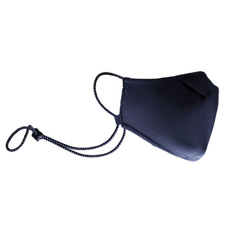 Anti Pollution Face Mask Black