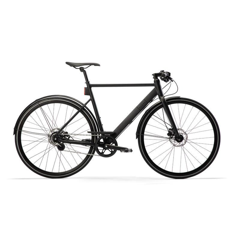 Bici città ELOPS SPEED 920 nera