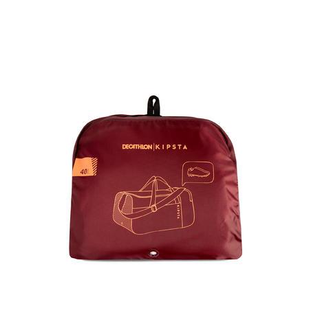 """Sportinis krepšys """"Kipocket"""", 40 l, bordo"""