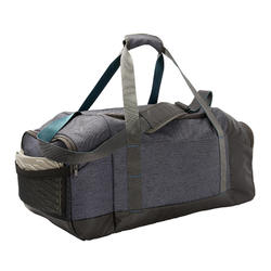 Voetbaltas / Sporttas Academique 75 liter zwart/turquoise