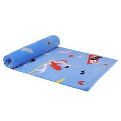 衝浪毛巾L號-基本印花款
