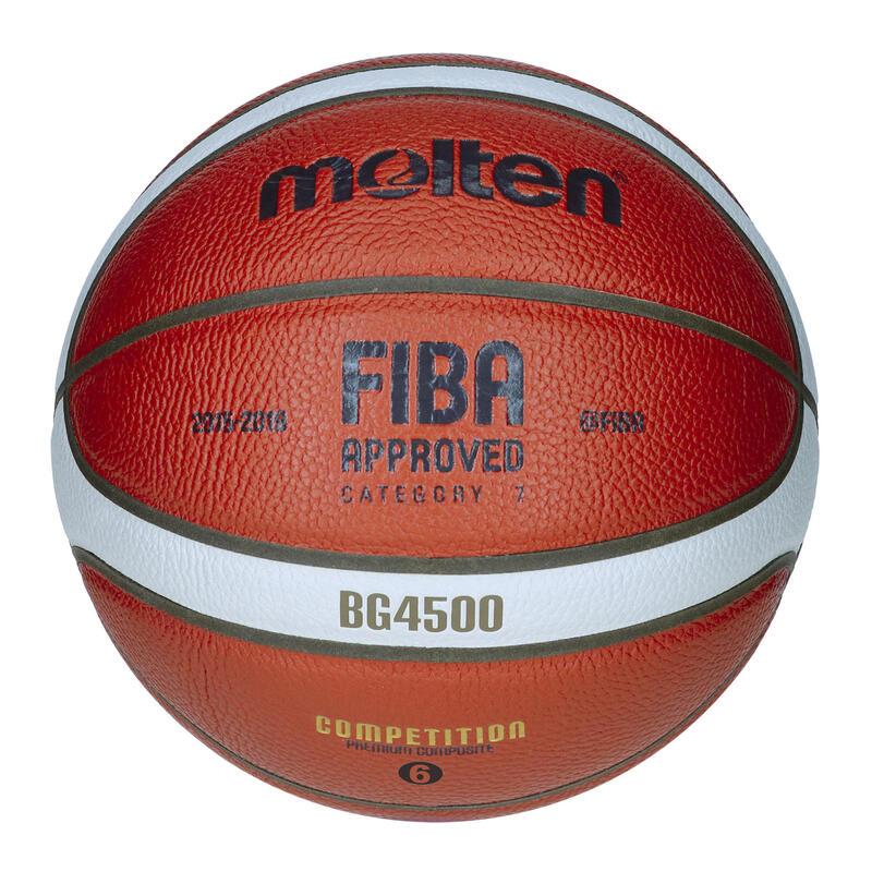 Balón de baloncesto MOLTEN B6G 4500