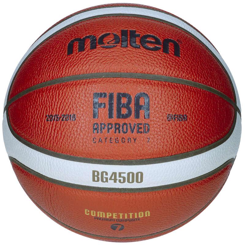 BASKETBOLLAR Lagsport - MOLTEN 4500 MOLTEN - Basketbollar, nätbollar och tillbehör