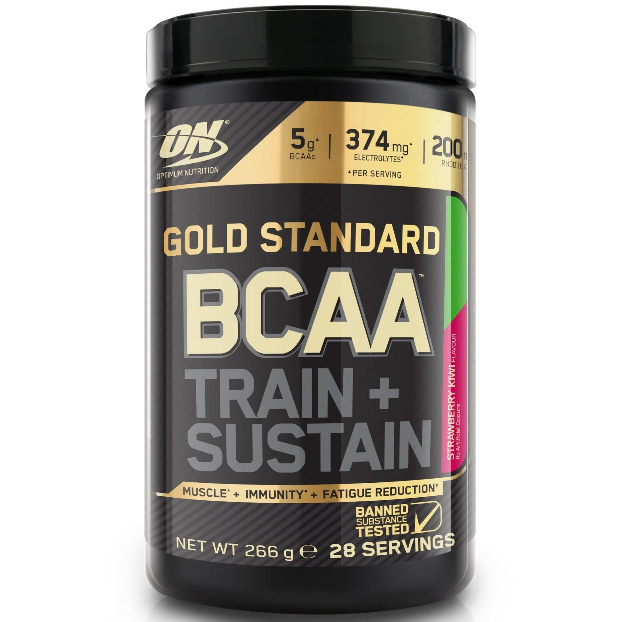 Supliment Optimum Bcaa 266gr de la OPTIMUM NUTRITION