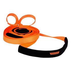 Wildsleper 200 kg oranje