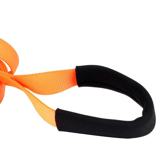 Traine gibier 200 kg orange