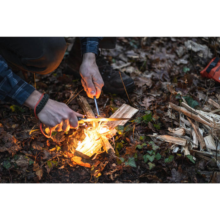 Couteau Chasse Bushcraft Fixe SIKA 150 G10