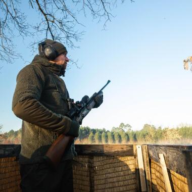 chasse affut hiver
