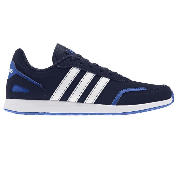 Calçado de Caminhada de Criança com Atacadores Adidas Switch Azul