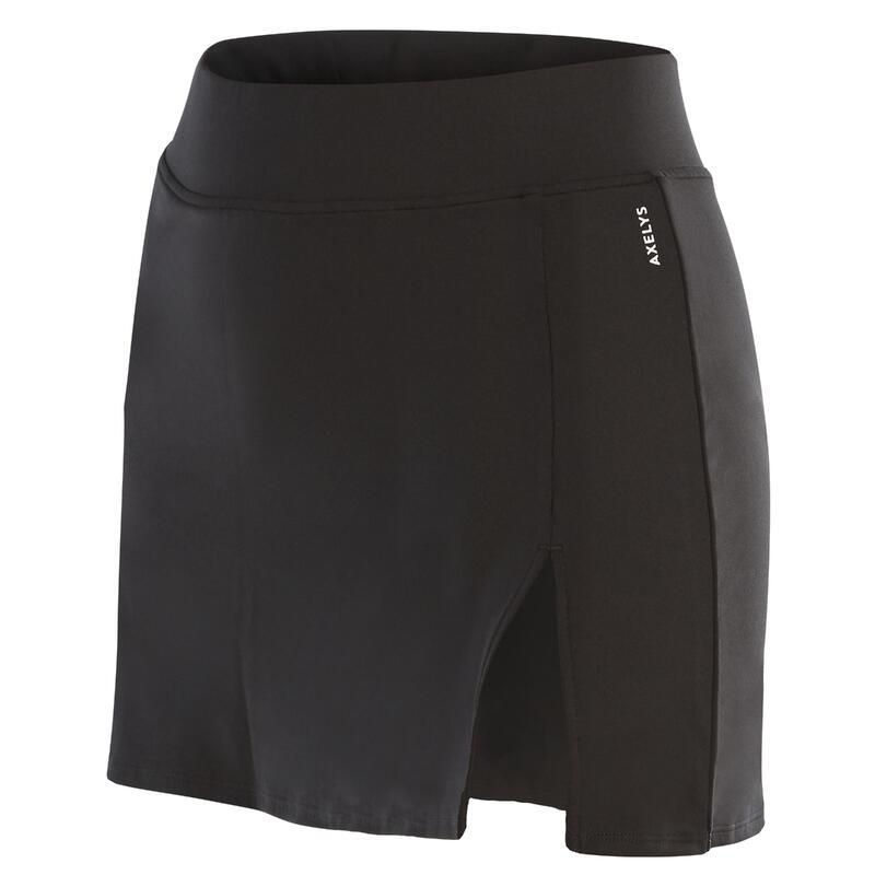 Adult Figure Skating Skirt - Black
