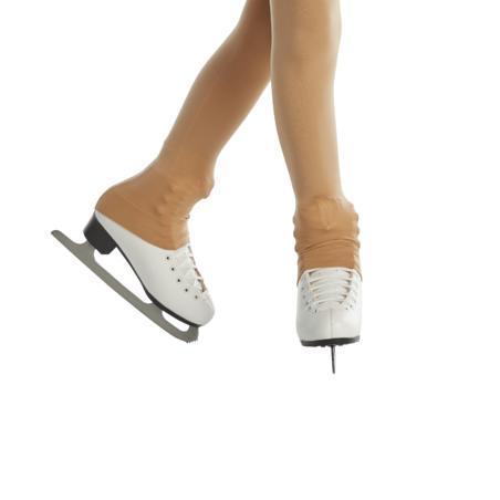Footless Figure Skating Tights
