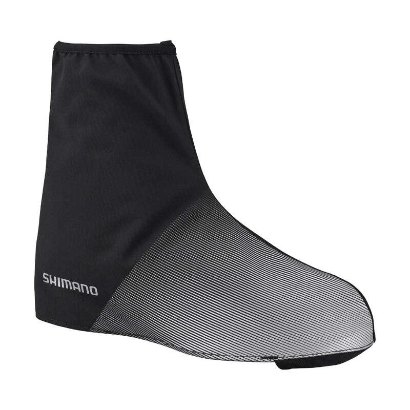 ГАМАШИ ЗА ШОСЕЙНО КОЛОЕЗДЕНЕ СТУДЕНО ВРЕМЕ Обувки - ГАМАШИ WATERPROOF OVERSHOE SHIMANO - Аксесоари за обувки