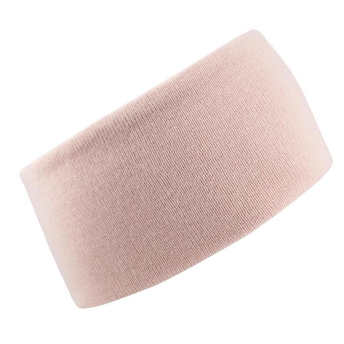 BANDEAU DE SKI SIMPLE ROSE