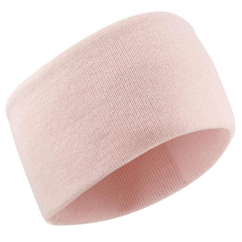 Bentiță schi SIMPLE Roz