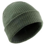 ADULT'S SKIING HAT FISHERMAN - GREEN