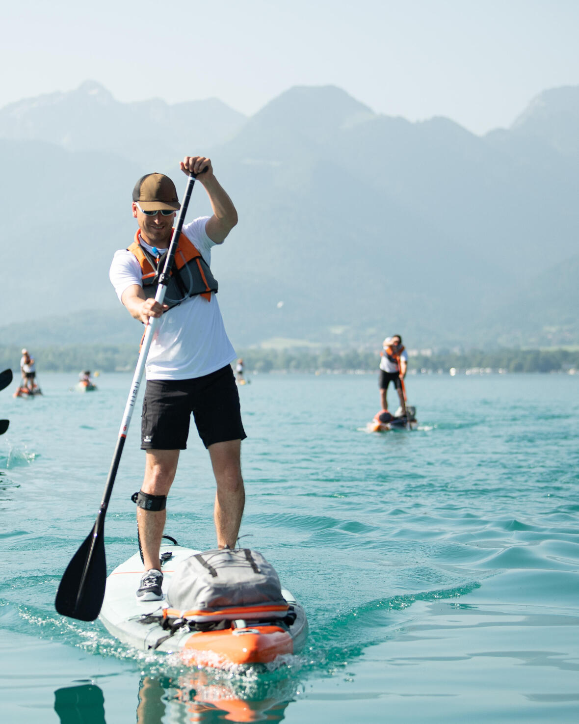 stand up paddle endurance technique