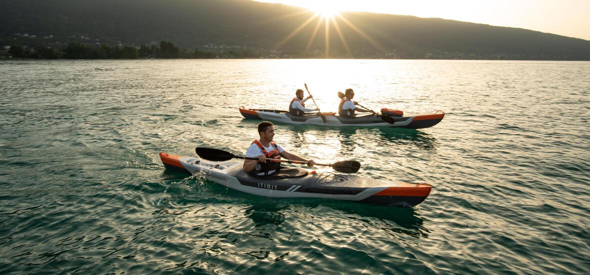 Canoë kayak, matériel, météo, sécurité, nos conseils pour débuter