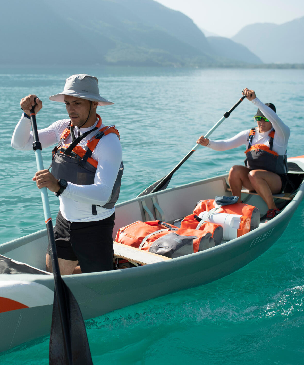 bidon etanche canoe kayak