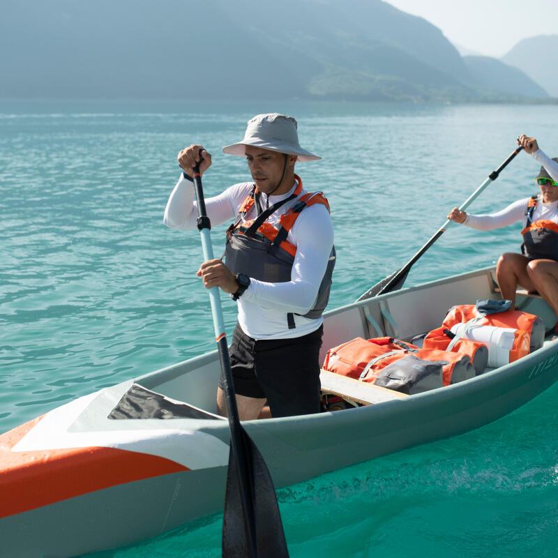 vêtement canoe kayak
