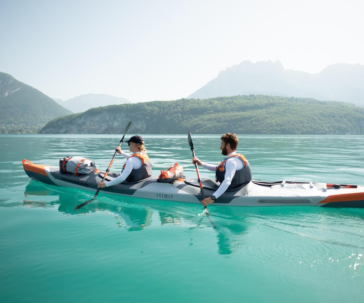 checklist provision kayak