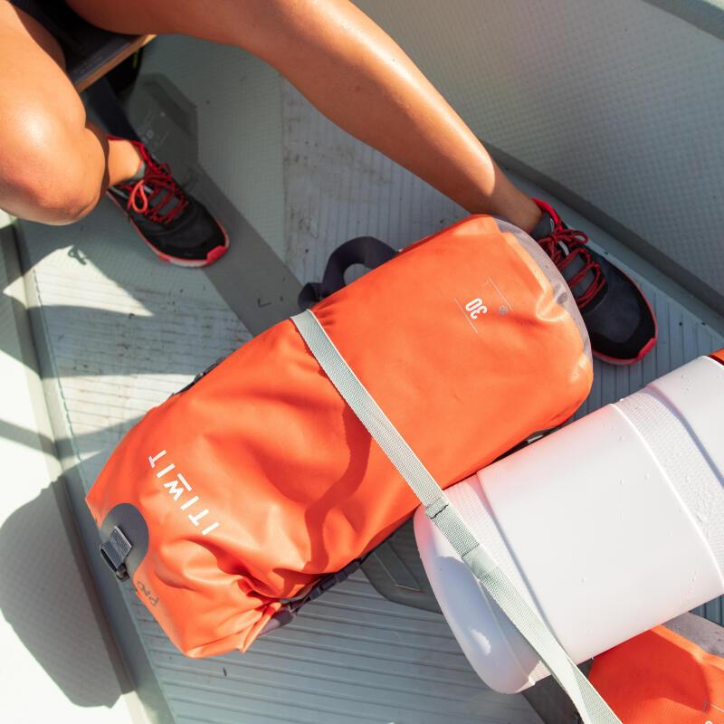 Comment choisir un bidon ou un sac étanche de canoë-kayak ?