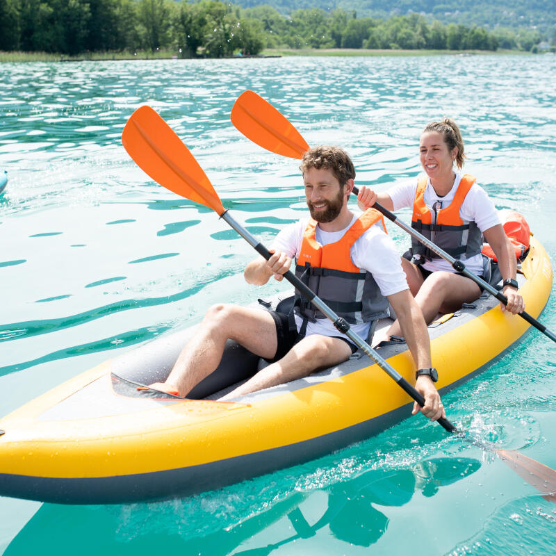 first Kayak ride