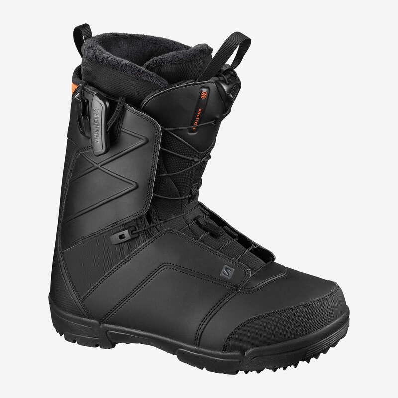 Férfi snowboard felszerelés Snowboard - Snowboardbakancs Faction SALOMON - Snowboard felszerelés