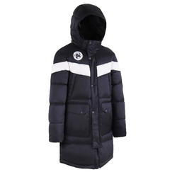 Junior's Teamsports Long Jacket 500CN - Black