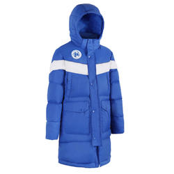 Junior's Teamsports Long Jacket 500CN - Royal blue