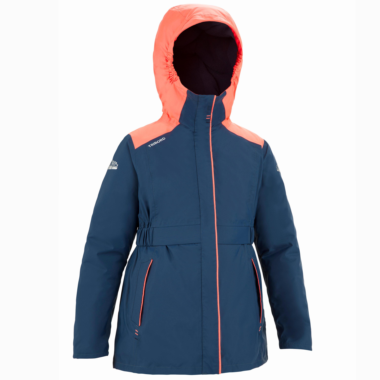 Jachetă navigație 100 Gri Fete