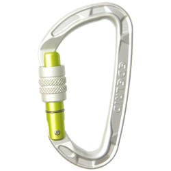 MOUSQUETON PURE SCREW EDELRID