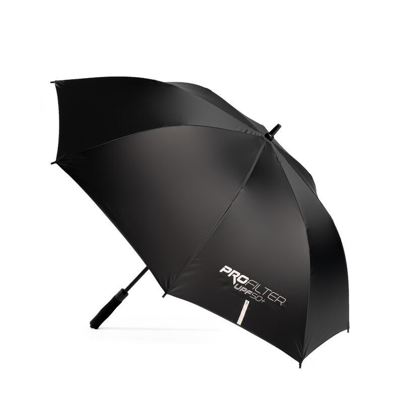 """Golfa lietussargs """"ProFilter"""", vidēja izmēra, melns"""