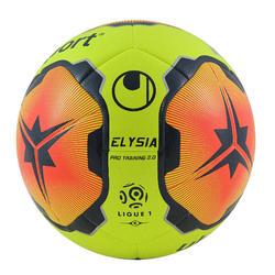 Ballon de football Ligue 1 ELYSIA PRO TRAINING 2.0 Uhlsport
