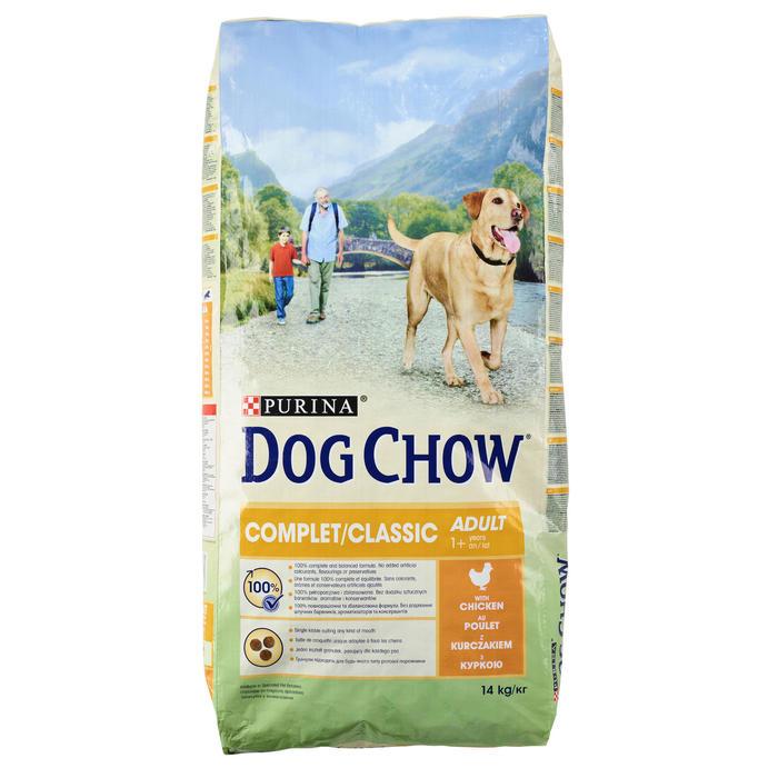 HONDENVOER DOG CHOW COMPLET/CLASSIC KIP 14KG