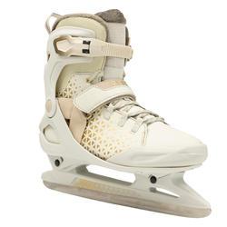 Schaatsen voor dames FIT520 WARM beige