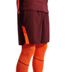 Adult Football Shorts CLR - Burgundy