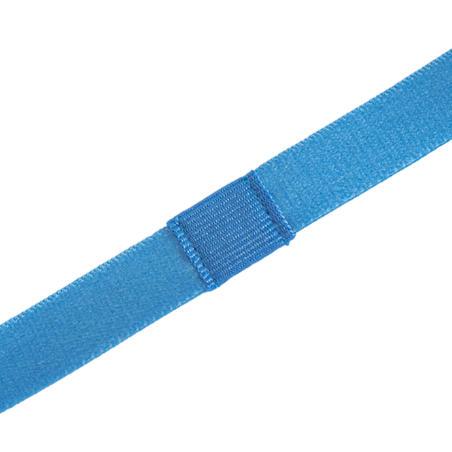 Ikat Kepala Basket Wanita - Hitam/Biru Navy