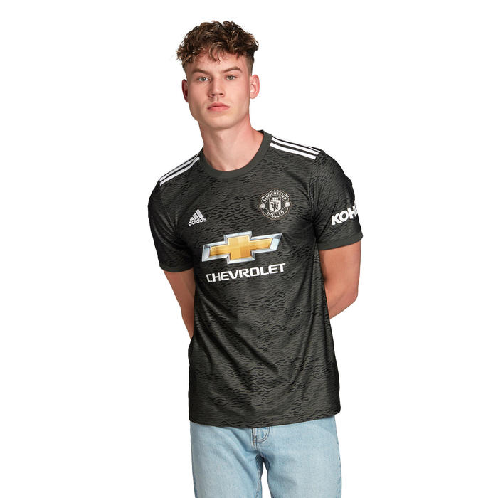 MAILLOT MANCHESTER UNITED AWAY HOME ADIDAS ADULTE 20/21